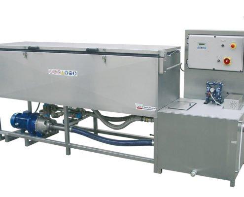 Na fotografii Myjka przemysłowa EL Woda