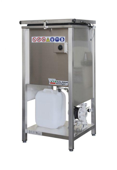Myjka przemysłowa BW na rozpuszczalnik.
